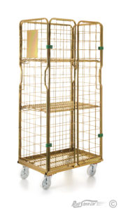 Rollstores Gold Cage C