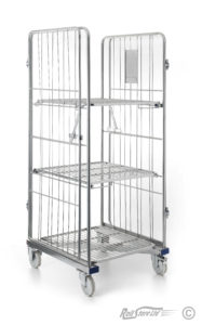 Rollstores Silver Cage 01 B